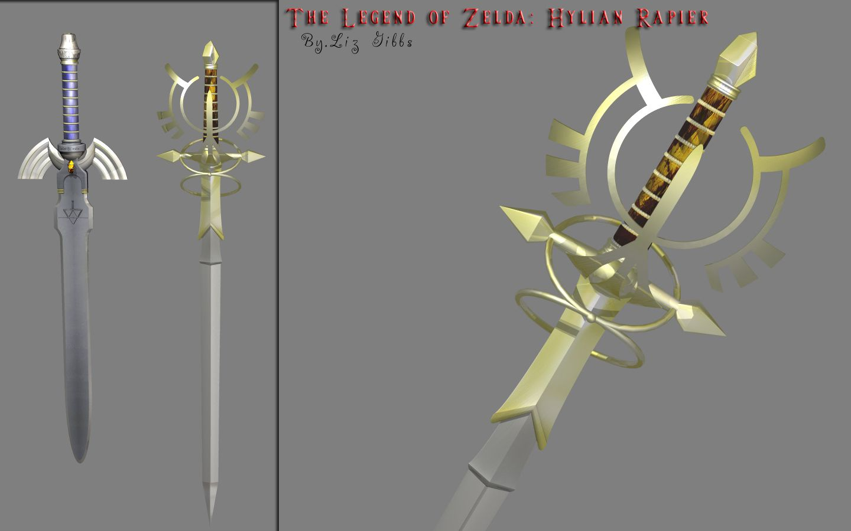 Hyrule Warriors Zelda Rapier Sok Pa Google
