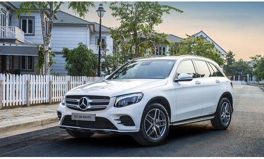 Mercedes Benz Glc Giới Thiệu 250 4matic Va Glc 300 Amg Chinh Thức