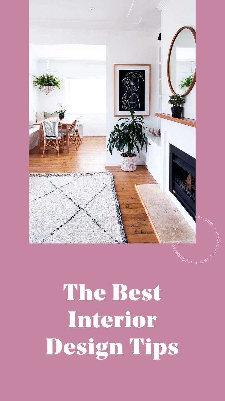 12 Interior Design Tips We Learned From Our Readers Interior