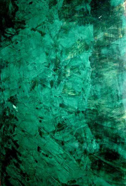 Pin By Venetian Plaster Art On Venetian Plaster On The: Green Venetian Plaster - Google Search