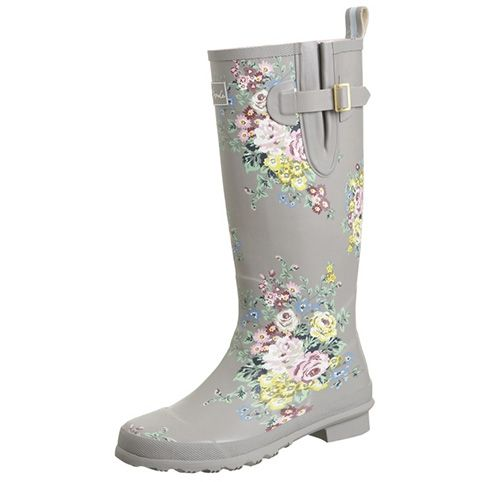 the ONLY pair of rainboots I have found that I actually like ...