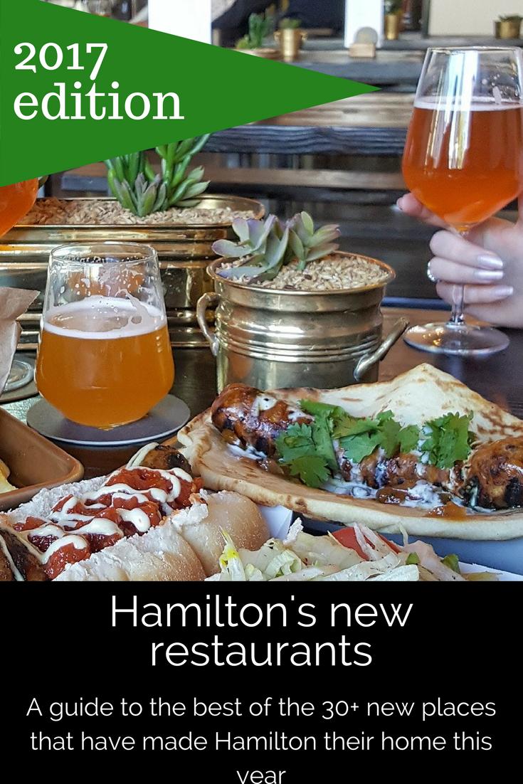 9 Must Visit Restaurants In Hamilton Tourism Hamilton Food Food Blogger Food And Drink