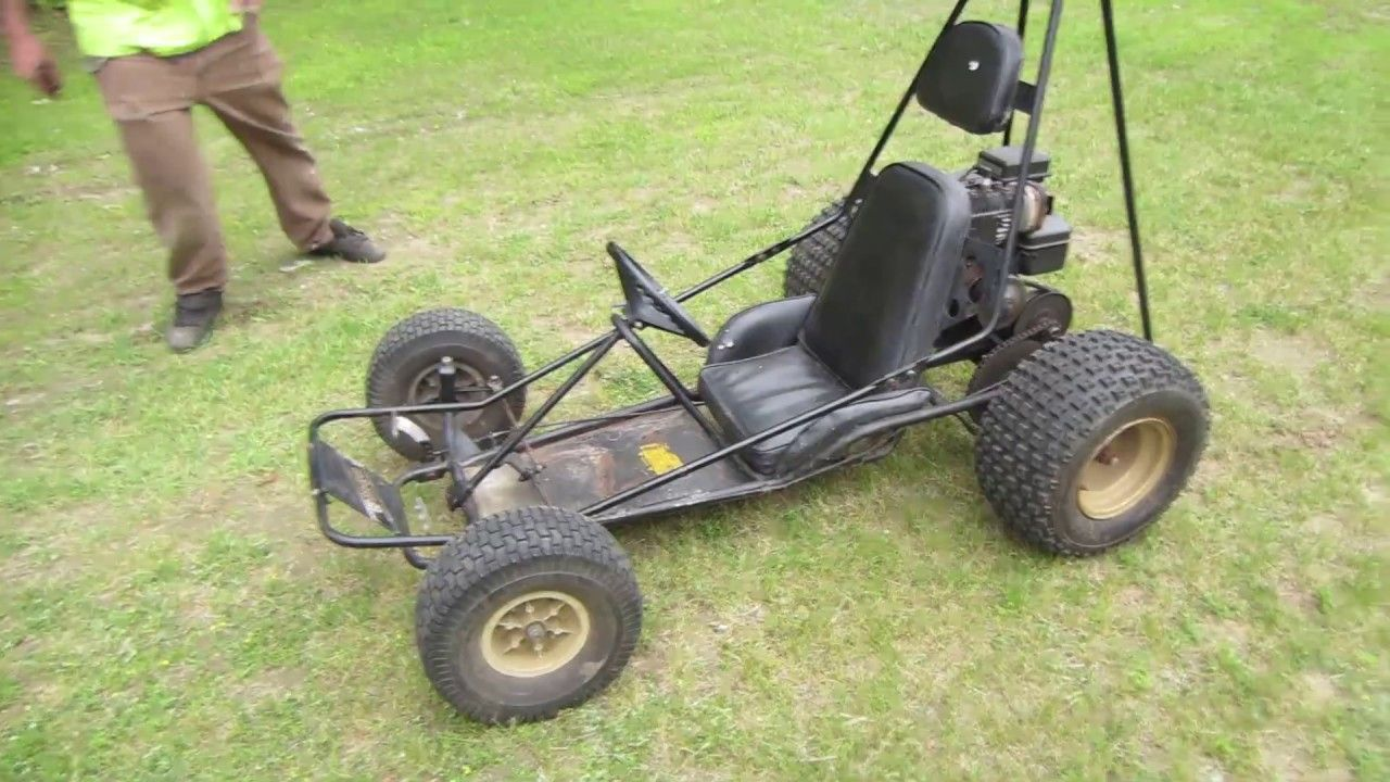 yard sale dingo go kart repair and ride. Go kart, Yard
