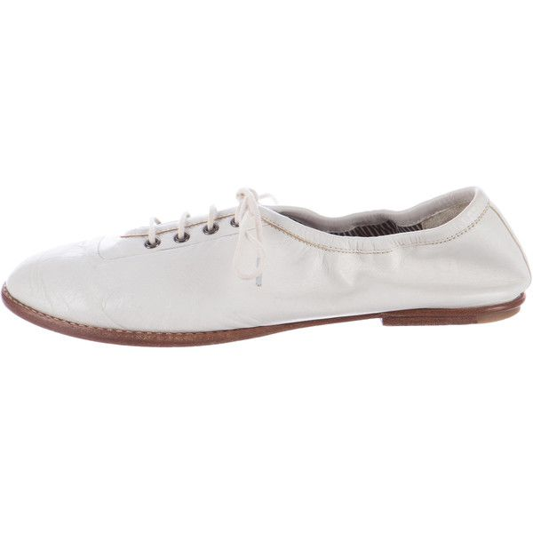 Pre-owned - Leather lace ups Jil Sander cp8JaHk