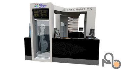 AMO - Proyecto Digital: Modulo de información
