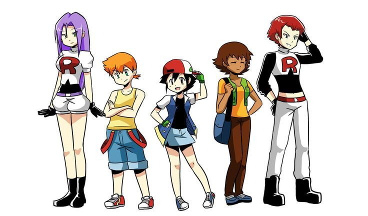 pokemon genderbend - Google Search