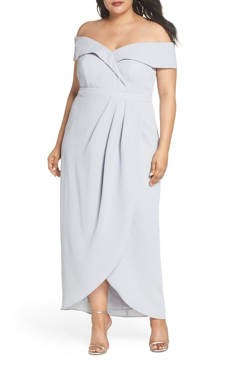 Plus Size Mother of the Groom Dresses to Flaunt and Flatter Your