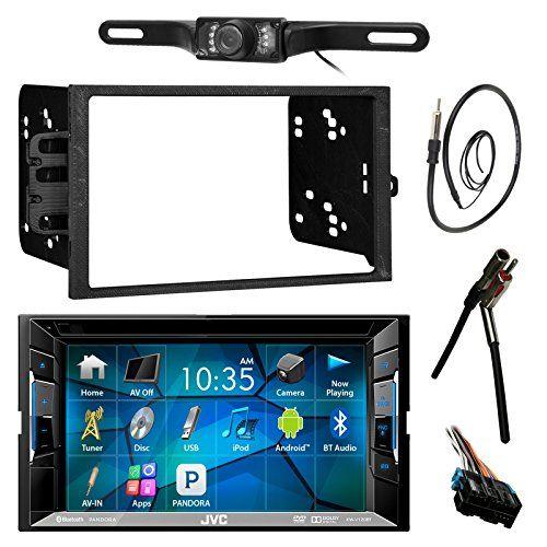 JVC KWV120BT 62 LCD Bluetooth CD DVD Car Stereo Receiver