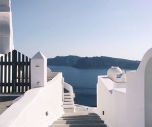 Embrace the fact that the color palette of your life will be blue and white forevermore