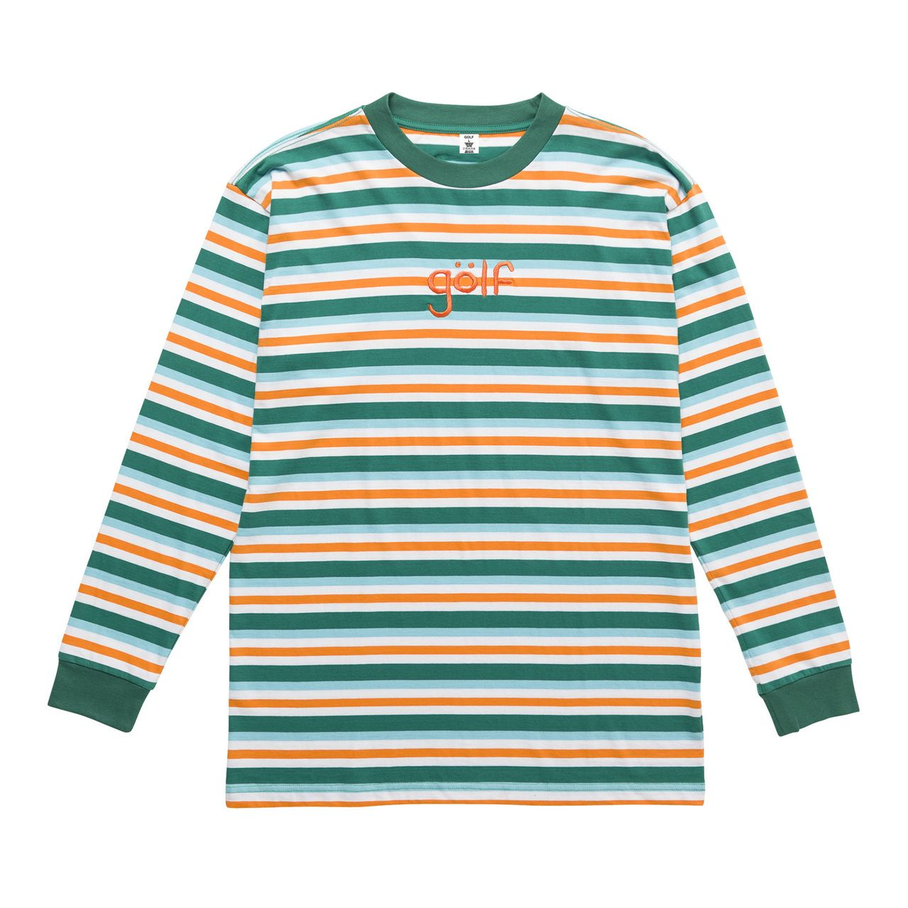 5500c752e578 GOLF EURO STRIPED LONGSLEEVE TEE - Golf Wang