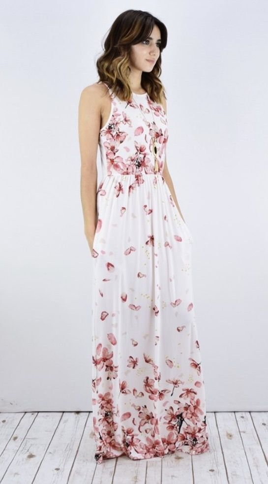 in love with this floral maxi want this in my next box try stitch fix today just click the. Black Bedroom Furniture Sets. Home Design Ideas
