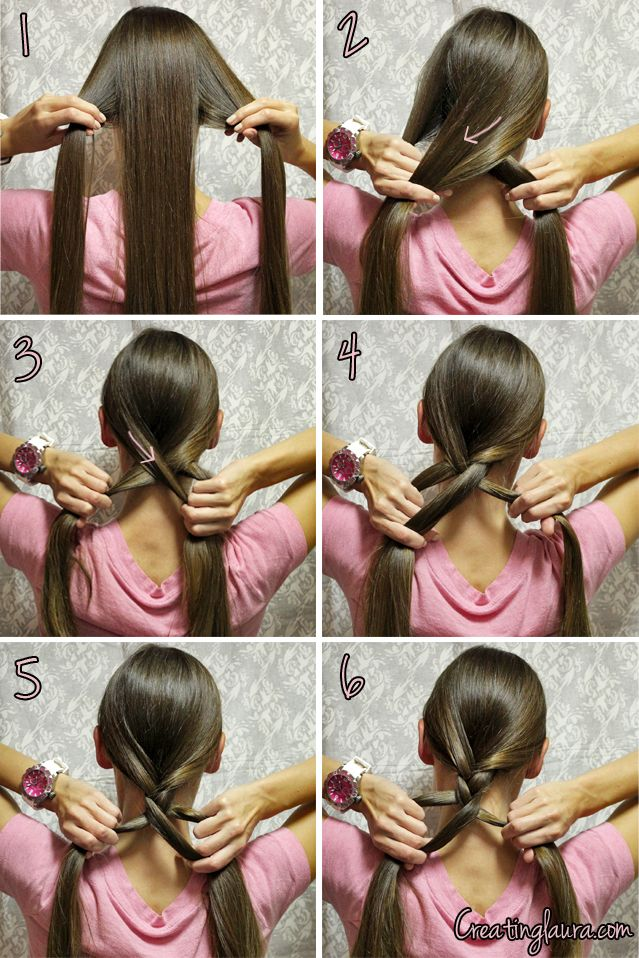 How To Braid Your Hair Braiding Your Own Hair
