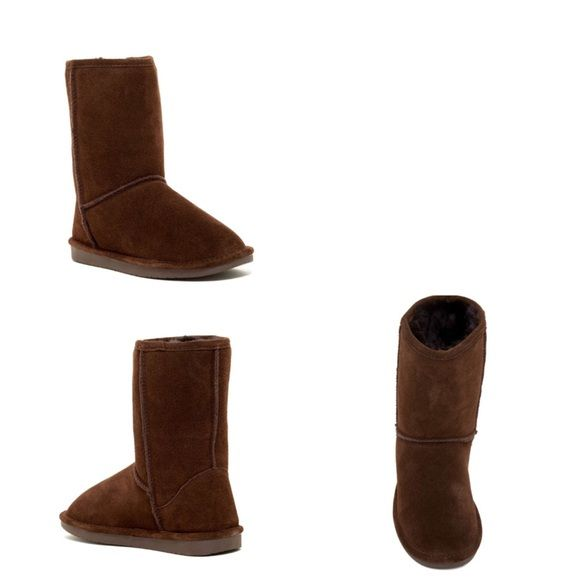 BROWN Boots PREVIEW:: Brand new BROWN boots! Want to be notified? Request a tag by commenting on this listing. Sizes 6,7,8,9,10 available, limited sizing. One of each size available. Also have these colors: GREY, CHESTNUT, or BLACK. Shoes Winter & Rain Boots
