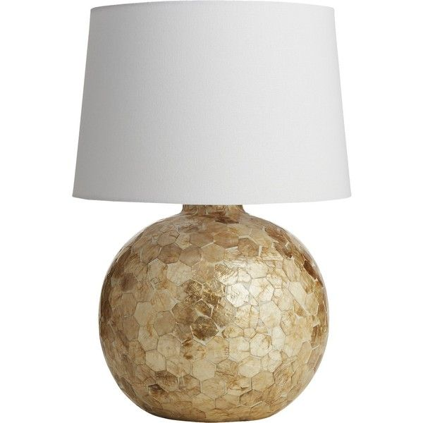 Battaglia mother of pearl table lamp liked on polyvore featuring battaglia mother of pearl table lamp liked on polyvore featuring home lighting table aloadofball Images