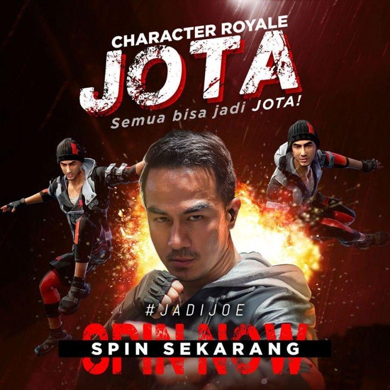 Character Royale Jota Cool wallpapers ff jota