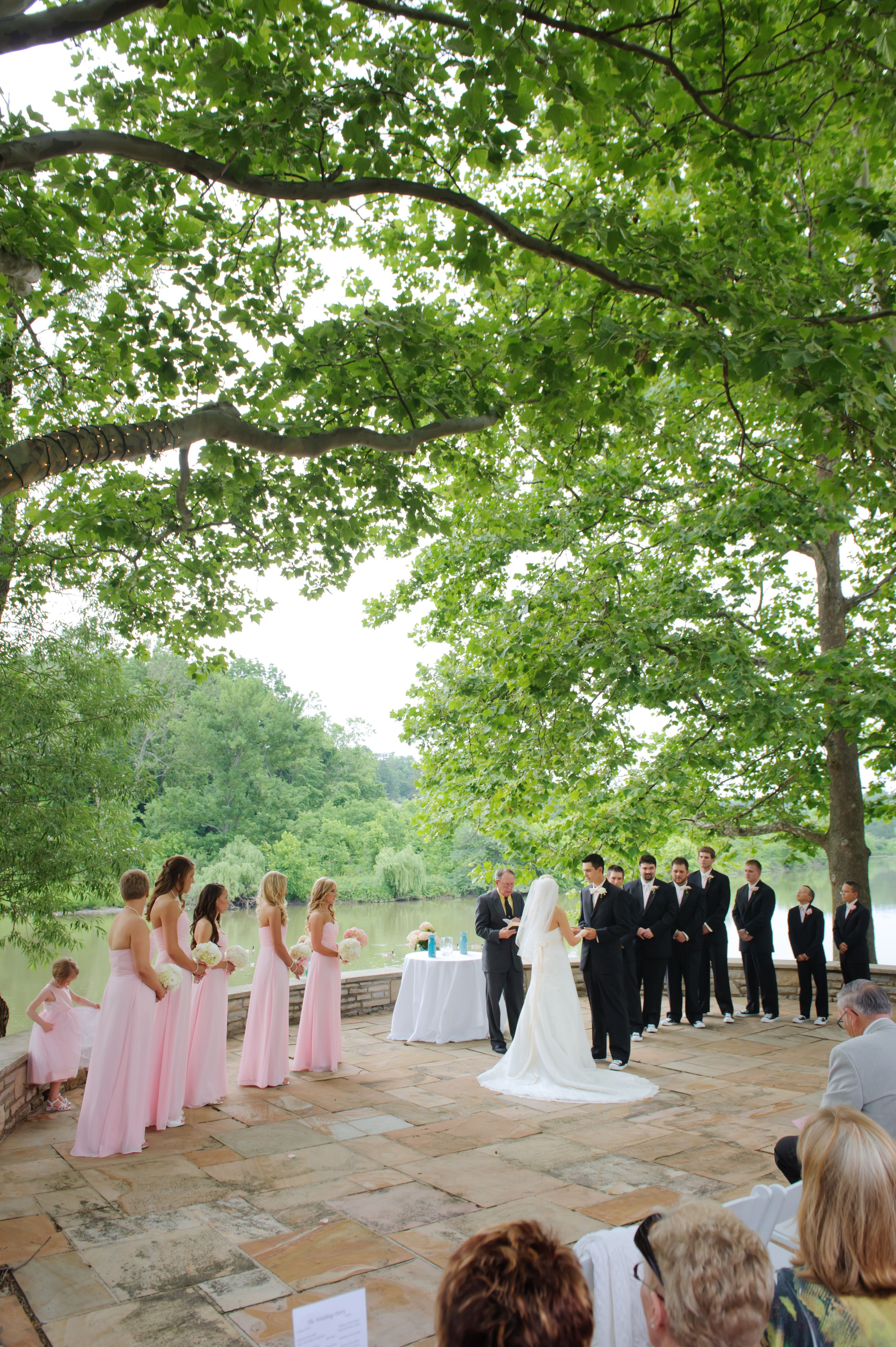 Darby House Outdoor Wedding // Galloway, OH (With images