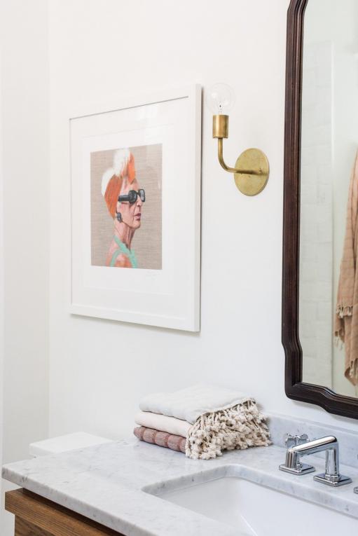 Photo of Satellite Sconce – Logan Killen Interiors #bathroomfixtures #bathroom #fixtures …