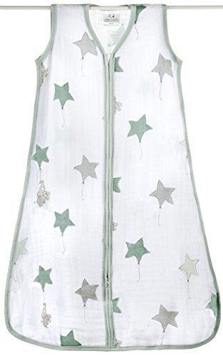 Oferta: 31.61€. Comprar Ofertas de Aden + Anais up, up & away - Saco de dormir de verano para bebés (talla S-XL, muselina de algodón) talla M Talla:M barato. ¡Mira las ofertas!