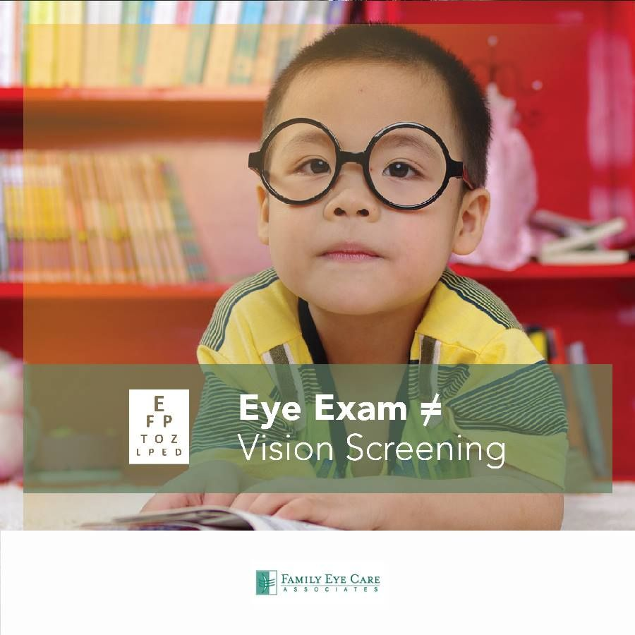 Here is a math problem for you. Eye care, Eye exam, Care