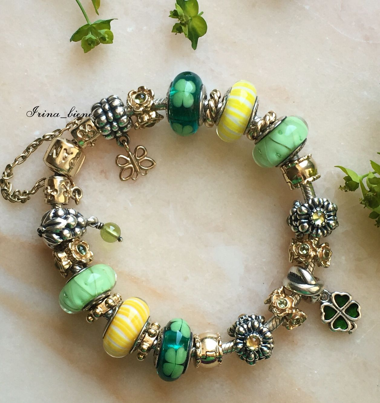 Celebrity Style Beads: Pandora Passion