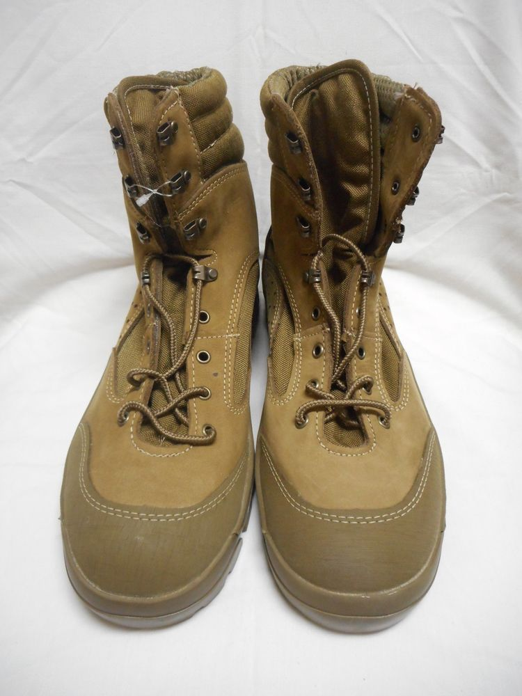 675fdc585a2 Nwot men's bates hot weather combat hiker boots olive mojave e03612a ...