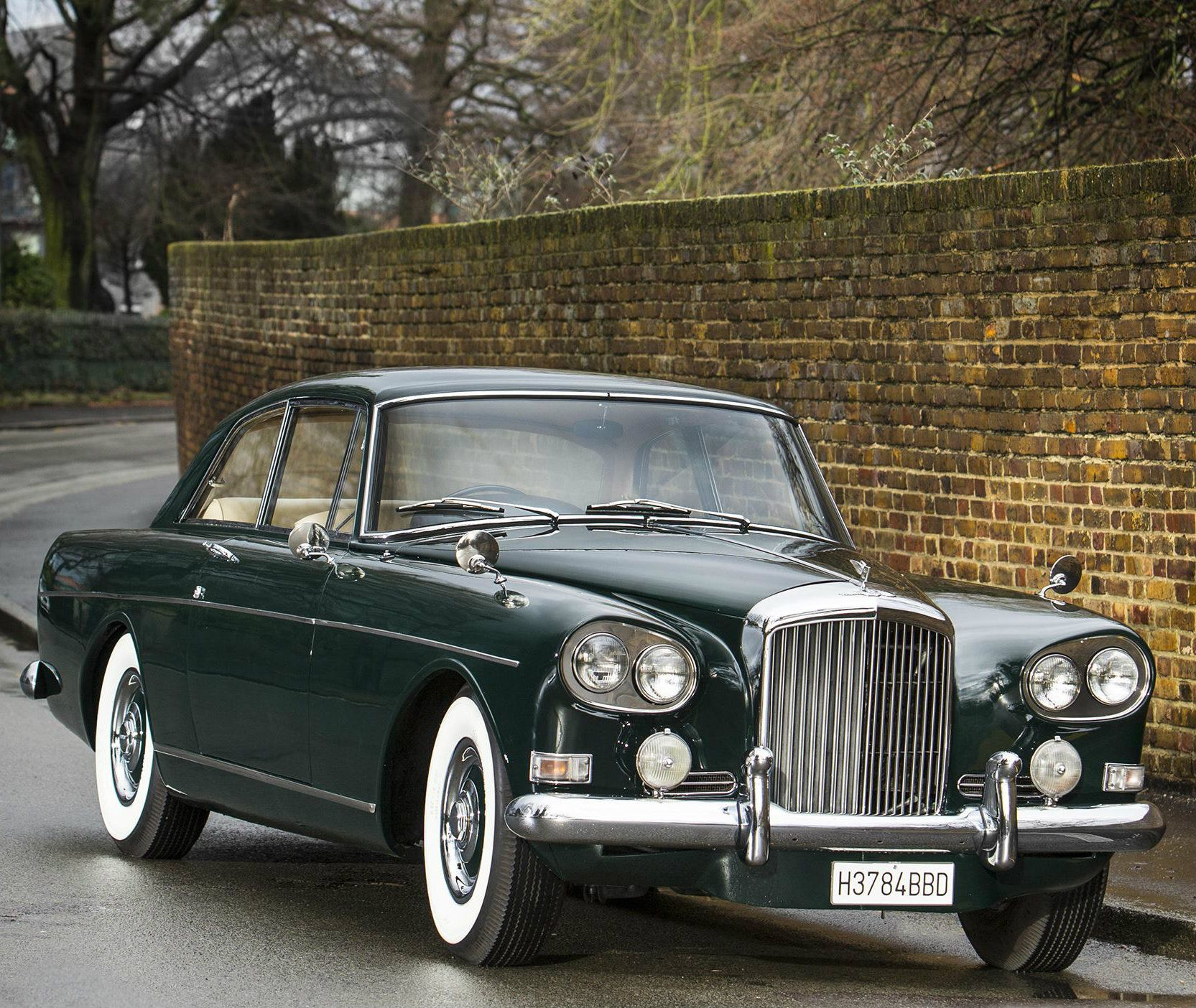 1964 Sports Saloon Koren By Mulliner Park Ward (chassis