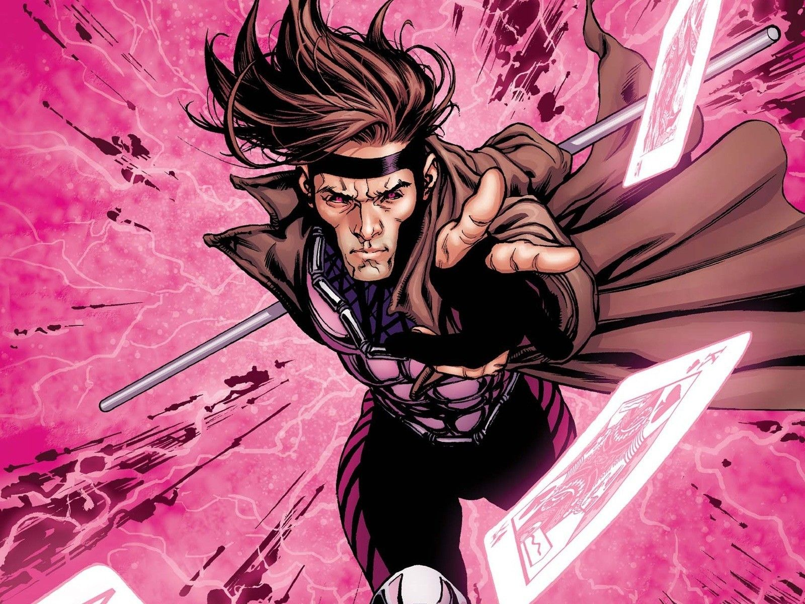 Free Marvel Gambit 1 Anime Hd Wallpaper All Free Picture Gambit Movie Superhero Movies Comic Book Heroes