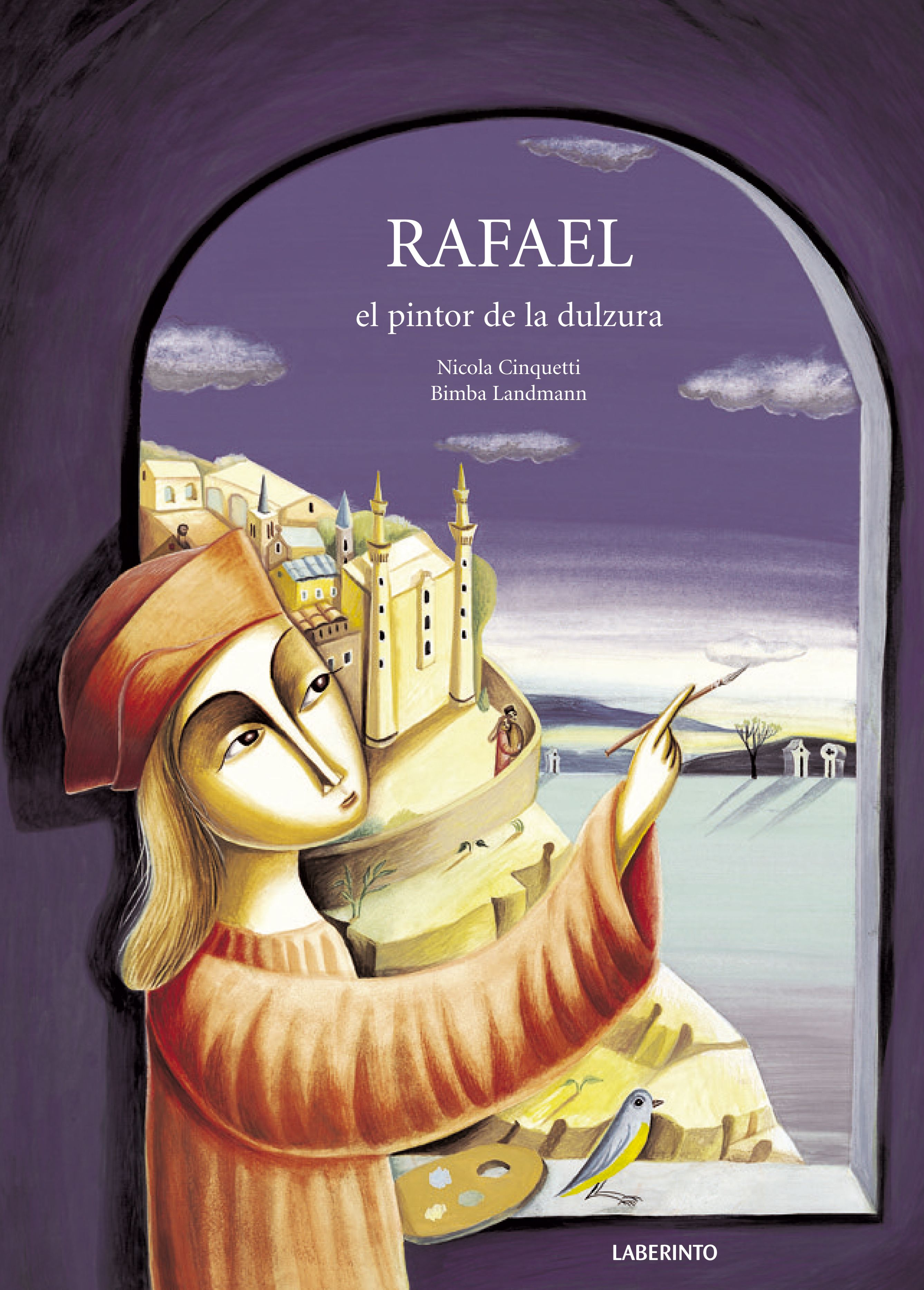 Rafael, el pintor de la dulzura http://www.edicioneslaberinto.es/libros/531/rafael-el-pintor-de-la-dulzura