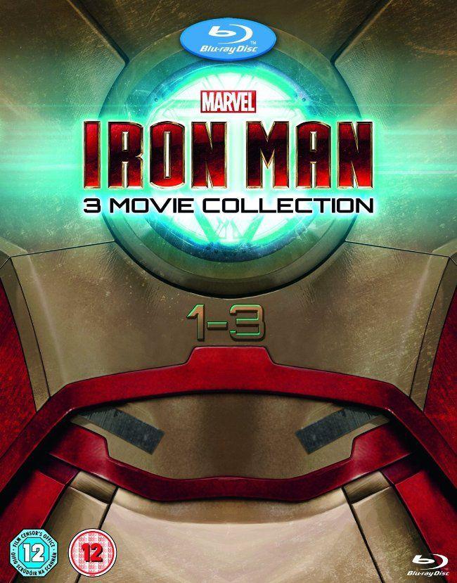 Iron Man Triple Feature 1080p x265 D3FiL3R - TD | Movies Gotten