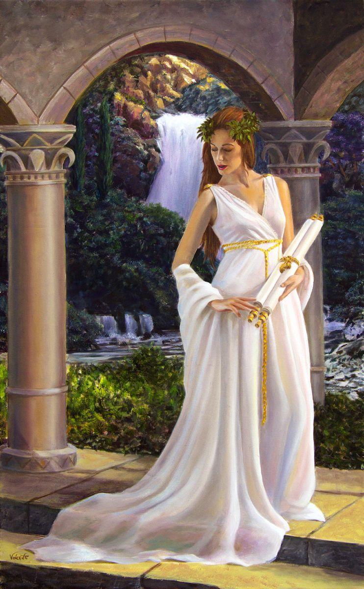 Athena, Goddess of Wisdom and Artistry in Greek Mythology
