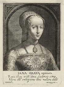 Lady Jane Grey was the eldest daughter of Henry Grey and ...