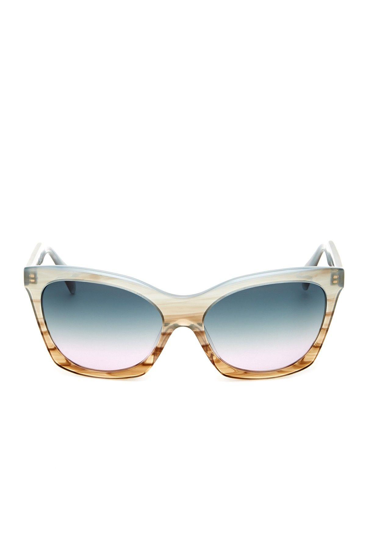 DEREK LAM | Women\'s Chelsea Cat Eye Sunglasses | Gafas