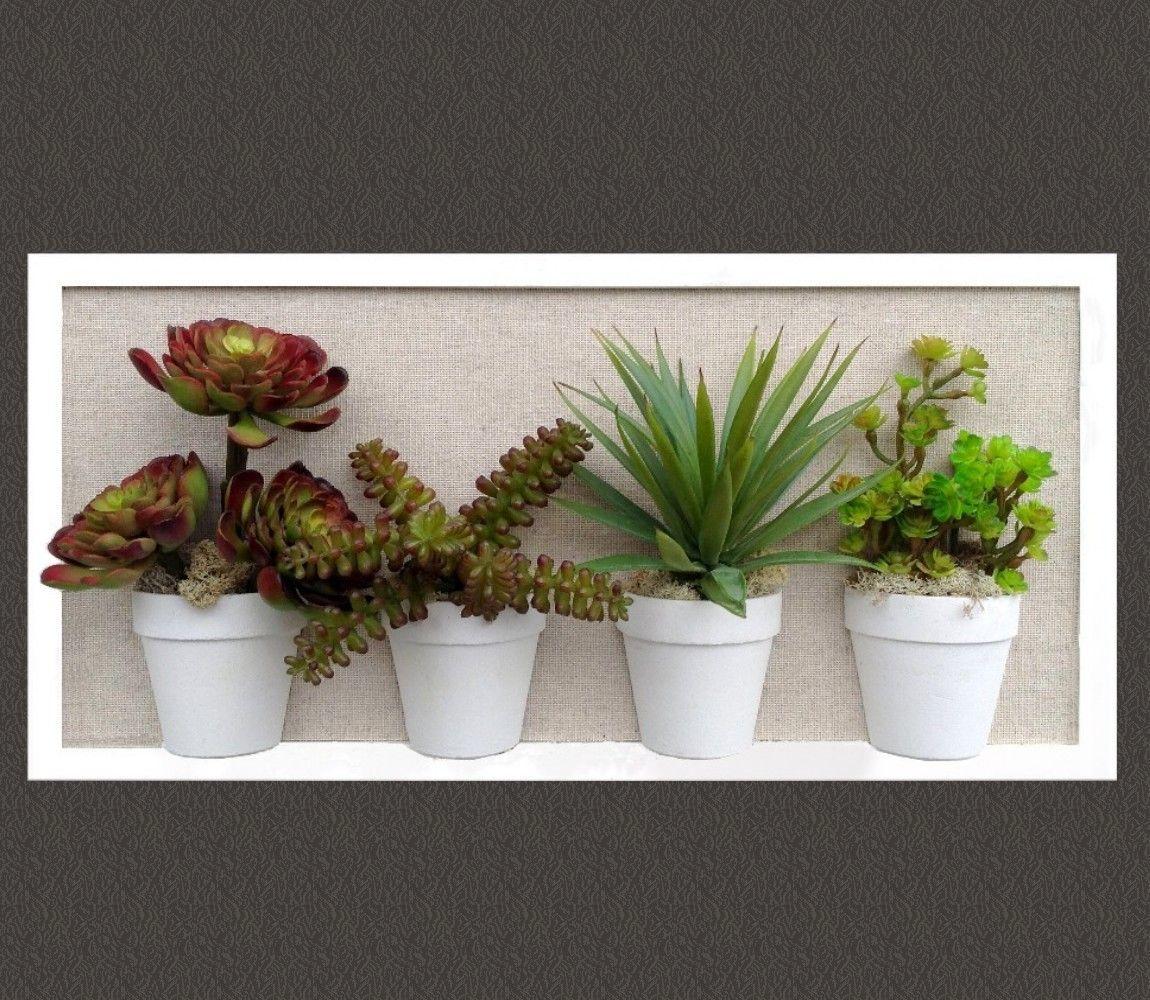 tableau vegetal plantes artificielles andalucia h26 l52 tableau vegetal pinterest tableau. Black Bedroom Furniture Sets. Home Design Ideas