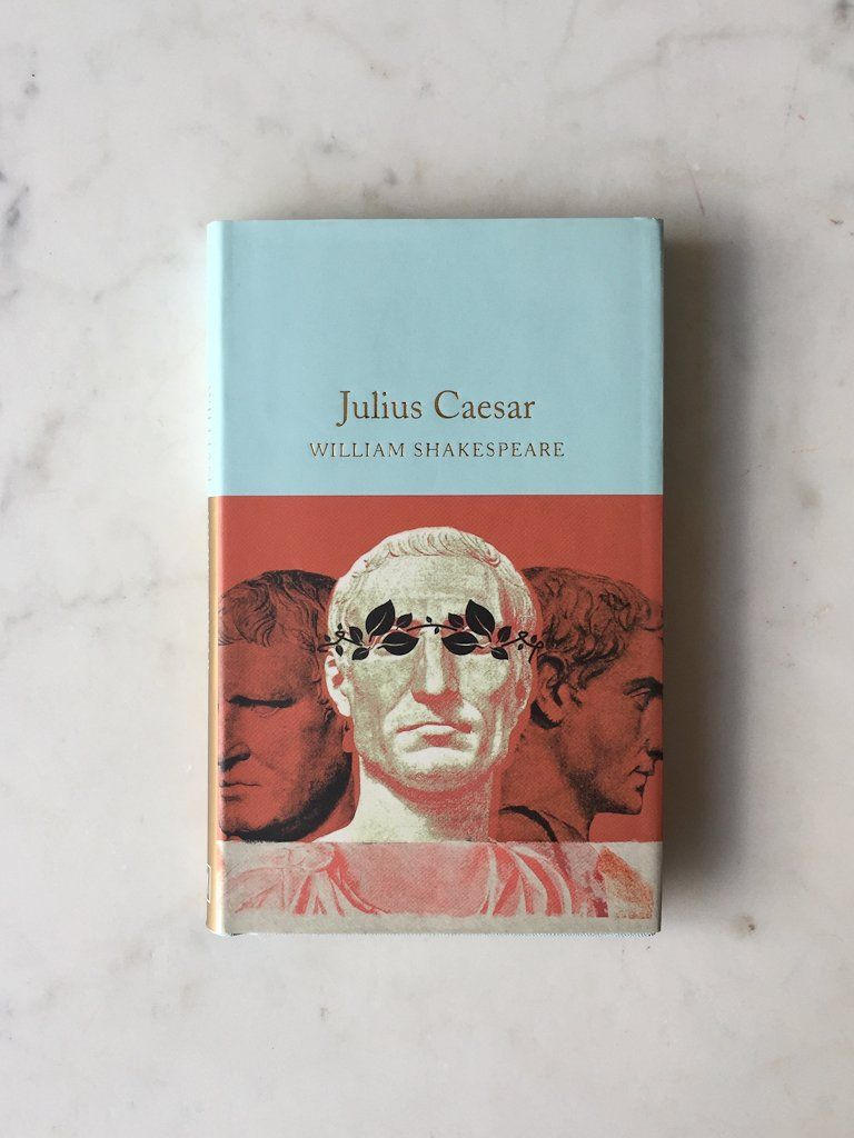 Photo of Julius Caesar  by William Shakespeare – Heirloom Art Co.