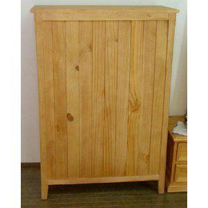 Country Cabinet Wooden Door Valencia Ring Handle Height 120cm Cupboard / 85cm W …