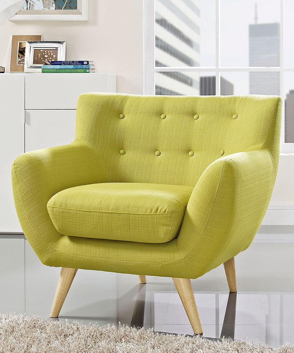 Wheatgrass remark armchair chairs sillones sillones - Sofas individuales modernos ...