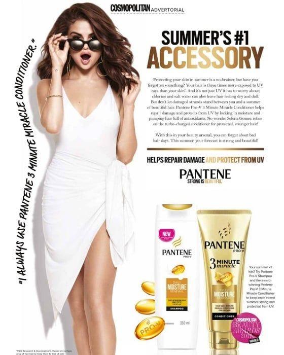 Notify Famous: Selena Gomez En Revista Cosmopolitan