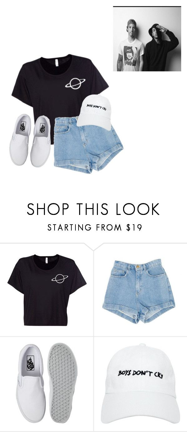 """""""Untitled #495"""" by saltyshores ❤ liked on Polyvore featuring Vans and Nasaseasons"""