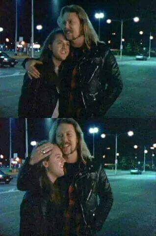 Metallica James Hetfield Metallica Megadeth