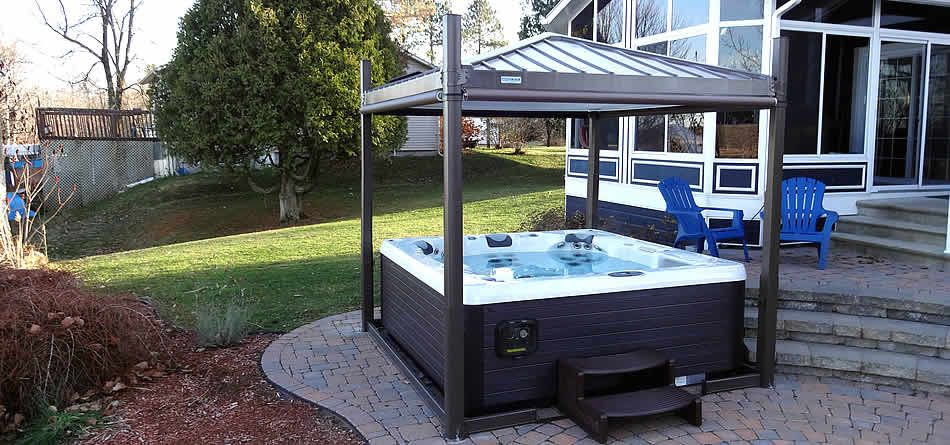 Covana automated hot tub cover must have hot tub