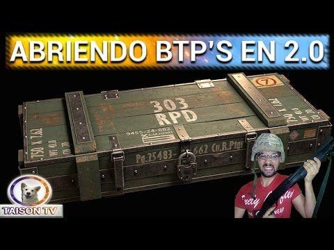 Battlefield 1 abriendo battlepacks en 2.0