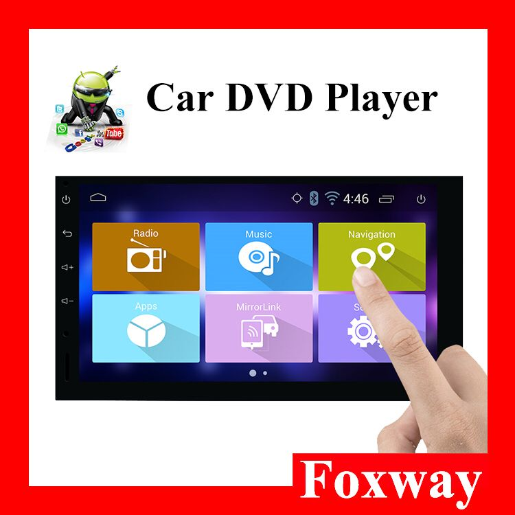 Quald Core Still Cool Car Dvd Player With Fmamusbsdaux Indvd - Still cool car