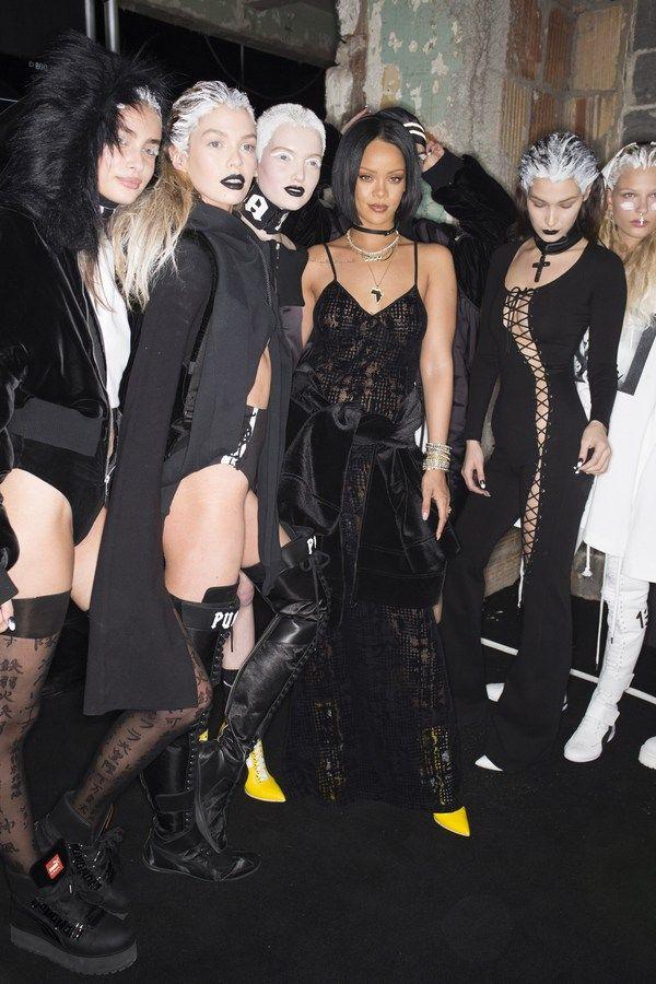 divorcio Visión general Tropezón  Stefan Beckman and Piergiorgio Del Moro for Fenty x Puma   Rihanna looks,  Rihanna style, Fashion