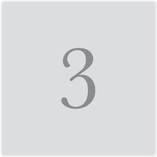 Number 3 Liked On Polyvore Featuring Numbers Arrows Backgrounds