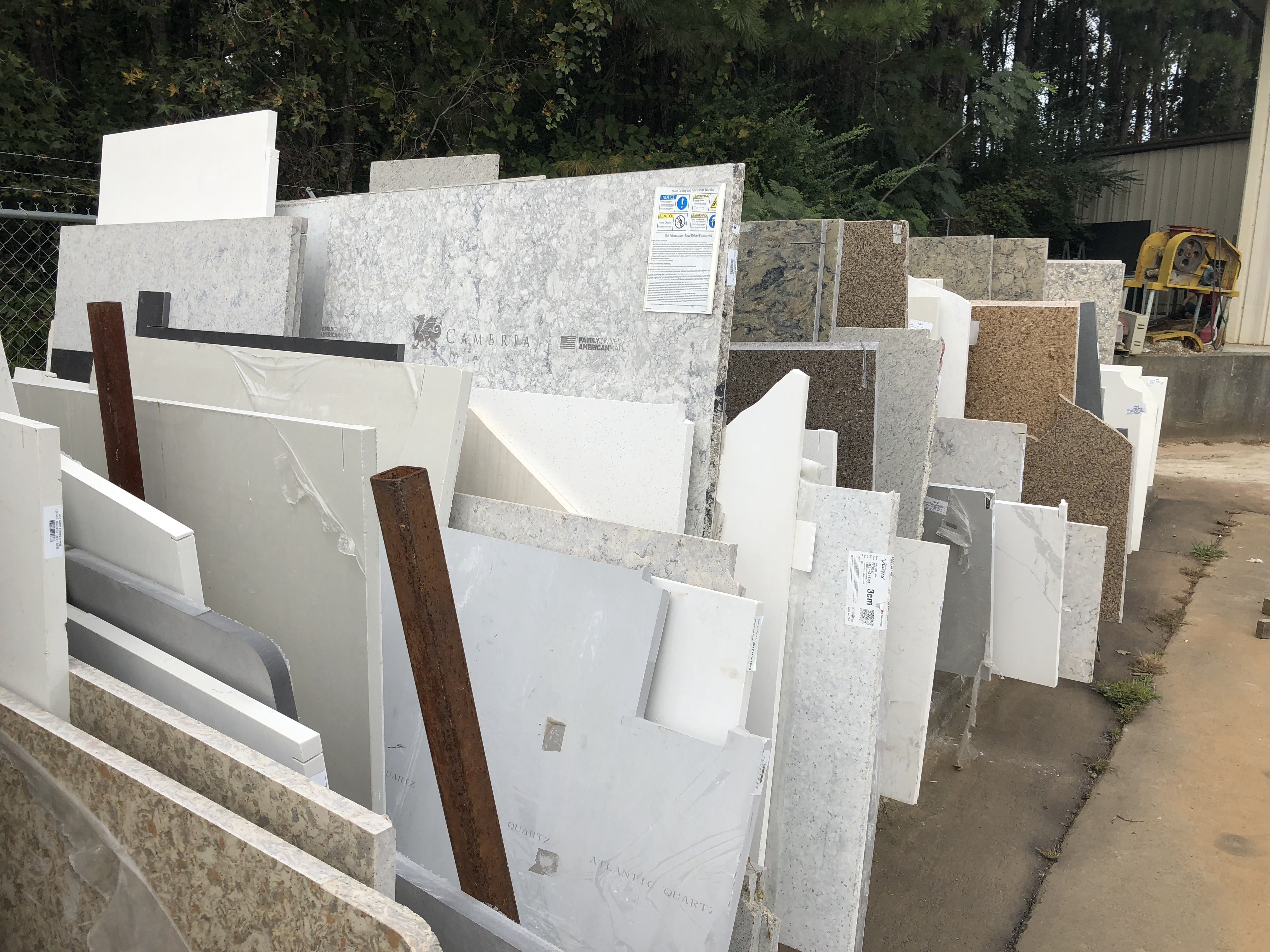Granite Countertop Warehouse Has A Huge Selection And Inventory