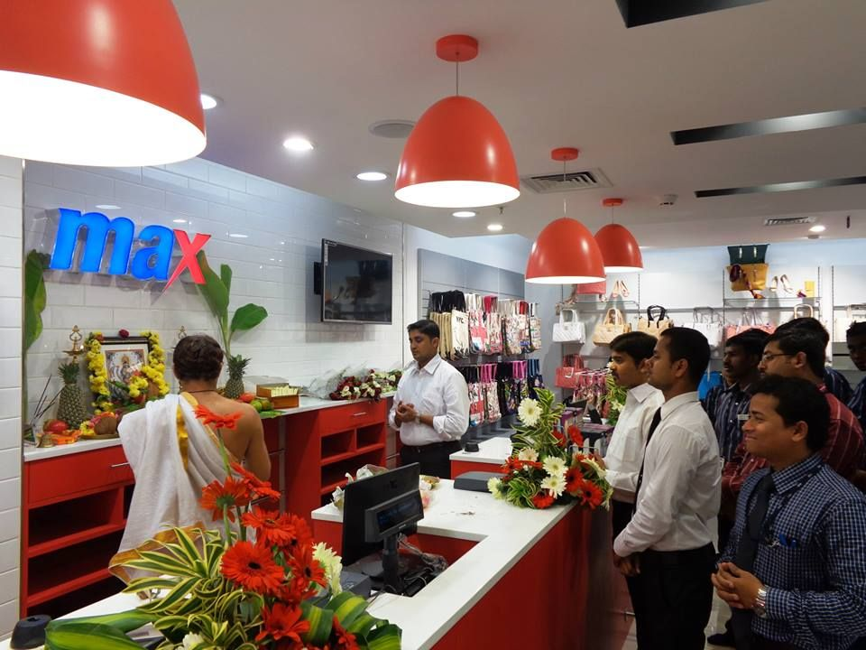 Max Store Sarjapur Store, Product launch, Mall