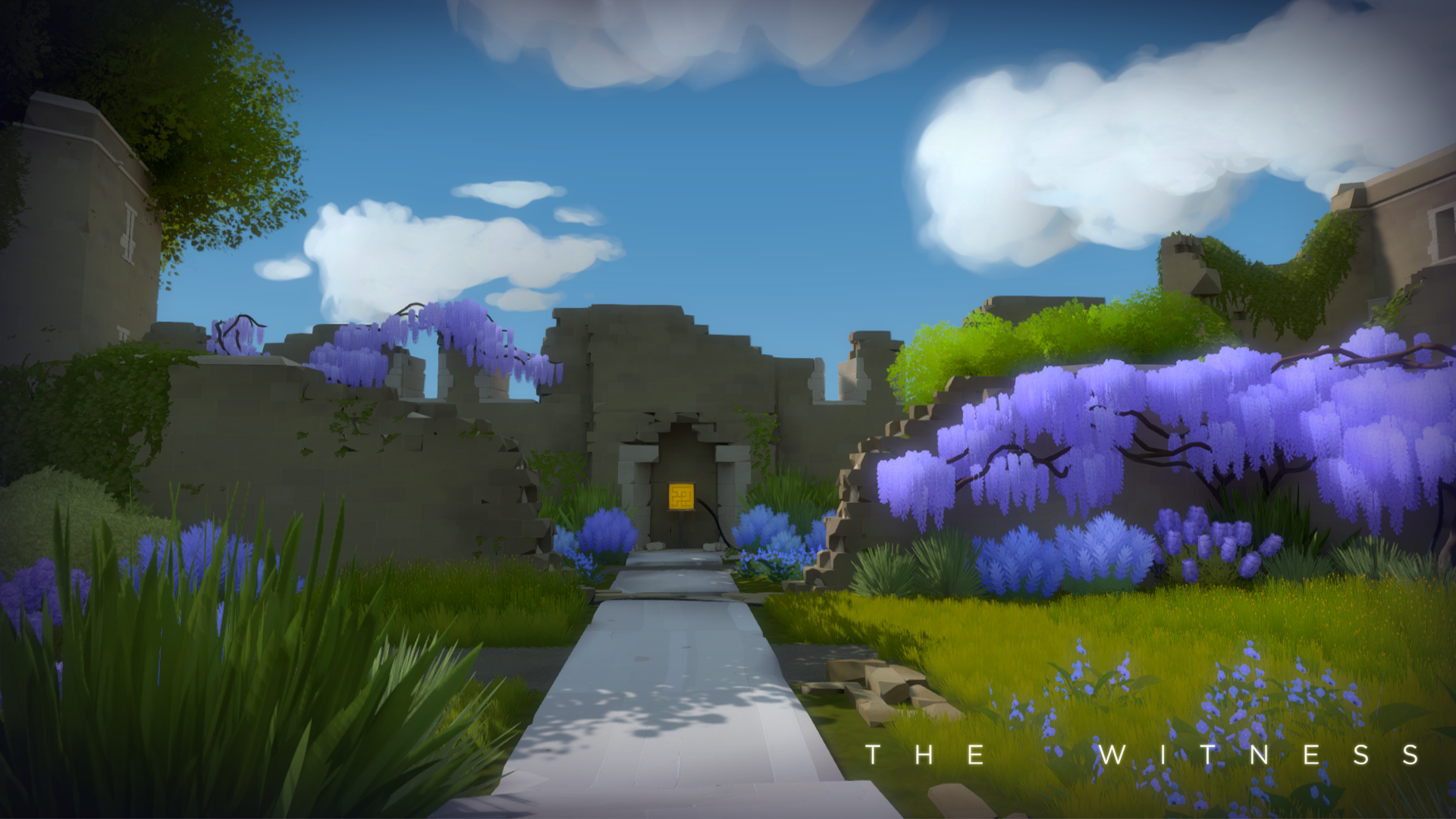 The Witness Game Wallpaper