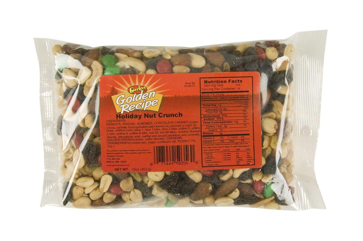 LD Holiday Nut Crunch