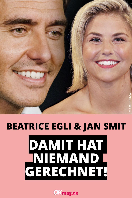 Beatrice Egli & Jan Smit: Damit hat niemand gerech
