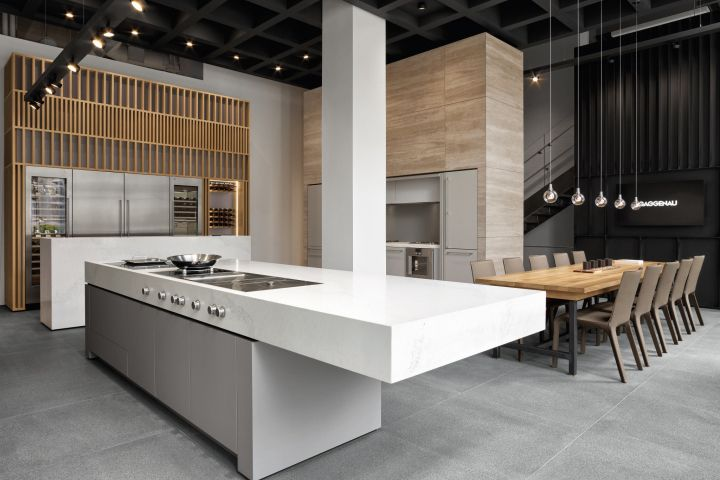 Best Gaggenau Showroom By Einszu33 Chicago – Illinois » Retail 640 x 480